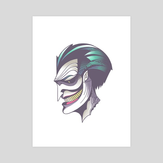 The Joker by wwowly