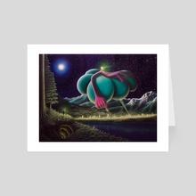Hadean - Art Card by Mason Brown