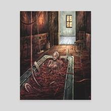 Rust - Canvas by Michaël Brack