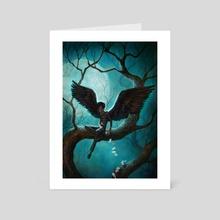 WINGS - Art Card by Scott Altmann