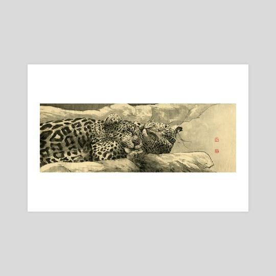 Jaguar - 1 by River Han