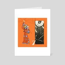 SAGAN - Art Card by JOYCE