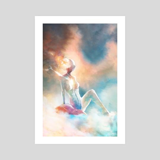 The Cloud Princess by Aaron Nakahara