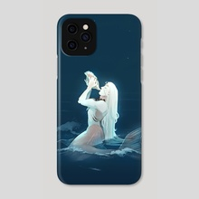 The Ocean Soul - Phone Case by Vimeddiee