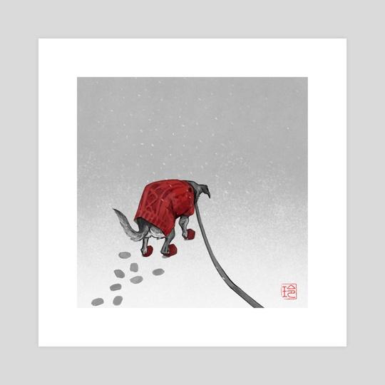 First Snow by Reiko Murakami