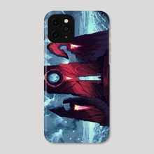 At the top, the master waits... - Phone Case by Gustavo Arteaga