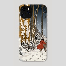 Winter - Phone Case by Milsae Kim