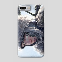 V - Phone Case by Klaus Wittmann