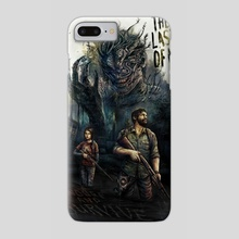 The Last Of Us - Phone Case by Michal Salata
