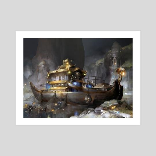 Treasure Cruise by Cynthia Sheppard