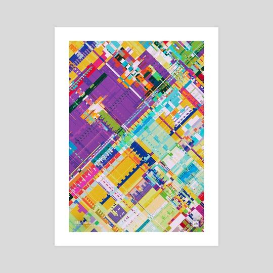 "WWP 156 ""818:fabric"" by Martin Naumann"