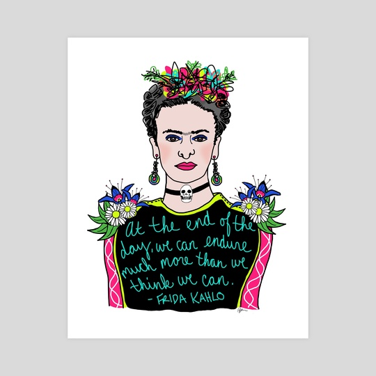 Frida! by Allie Oliver-Burns