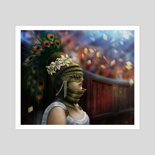 Empress Aurelia by Samantha Spencer
