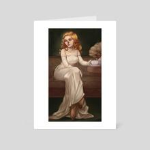 Elegant Faun - Art Card by Daniel Daimon