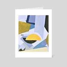 Rolling pin - Art Card by LUMIGLU