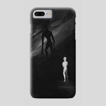Upside Down - Phone Case by Ra Lu