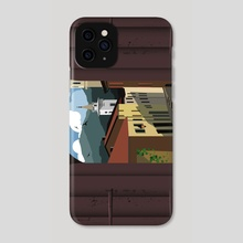 Italy 2 - Phone Case by Michal Eyal