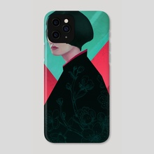 Rising Sun - Phone Case by Josh Merrick