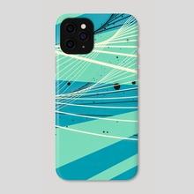 midcentury 03 - Phone Case by drewmadestuff