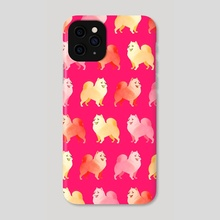 Pink Buddy's - Phone Case by Nyindae