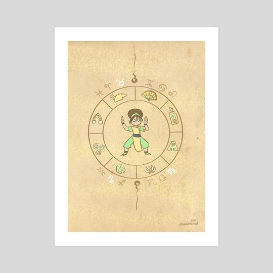 Astrolabe Toph by Johanna Taylor