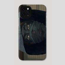 Sister Night / Watchman - Phone Case by Hubert Dłużniewski