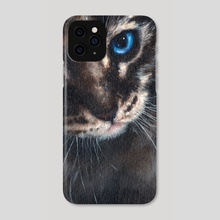 Old Blue Eyes - Phone Case by Chris Moult