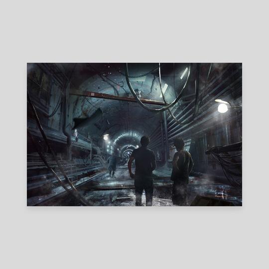 Underground  by Jakub Skop