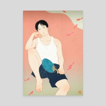 Musou (Dream) - Canvas by Sai Tamiya