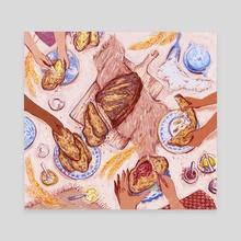 Belonging - Canvas by Isabella