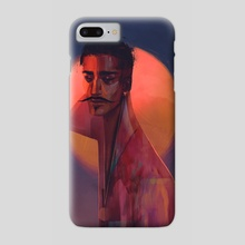 Dorian Pavus - Phone Case by Annie Bass