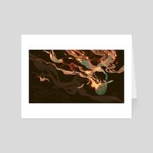 Counsel - Art Card by awanqi