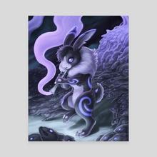 Never Ending - Canvas by Sleepingfox (Shien R.W.)