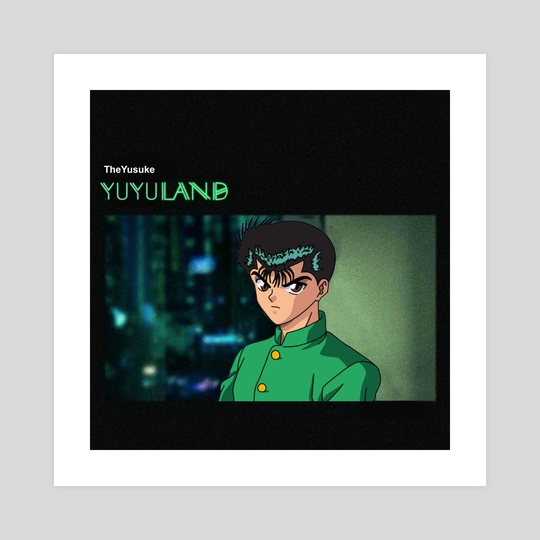 "Yusuke ""Kiss Land"" by Joey Sifuentes"