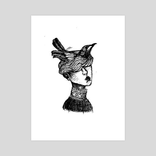 Wind in head by Lukyanova Maria