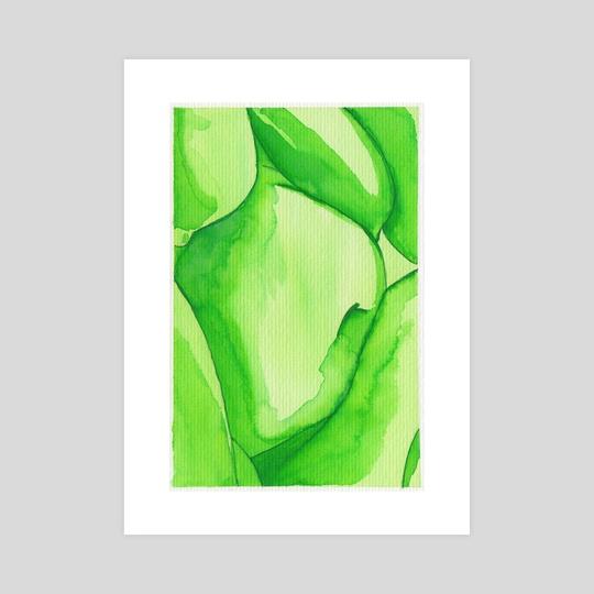 Chlorophyll  by Dimmie Danielewski