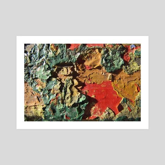 Multicolor. Abstract photo. by Dmytro Rybin