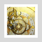 Solar Queen Gavin - Art Print by isa