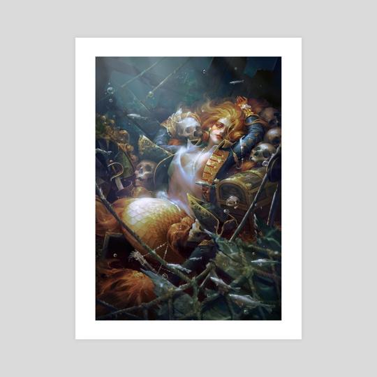 Siren by Anna Verhoog