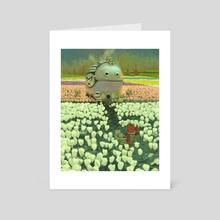Rabbot Revival - Art Card by Murdok X