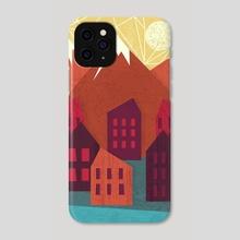 Mountains - Phone Case by Kakel