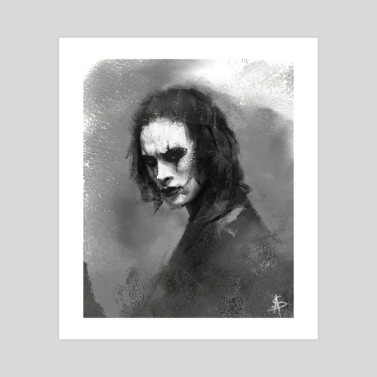 The Crow by Andrea Signoretto