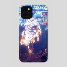 Questions - Phone Case by David Dura