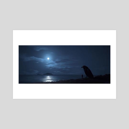 Nightfall by Holly Humphries