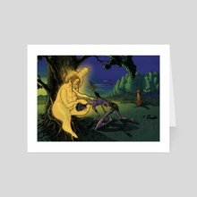 Cybele - Art Card by Anton Bugai