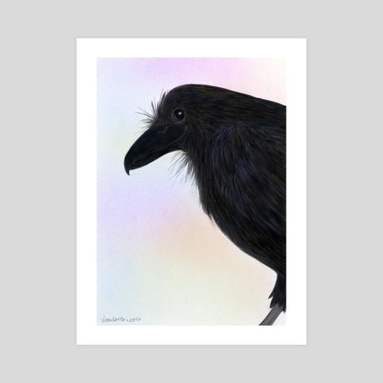 """Raven by Leslie """"Wren"""" Vandever"""