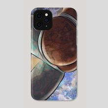 just nude it - Phone Case by Andy Art