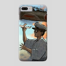Jiro's Dream - Phone Case by Leandro Panganiban