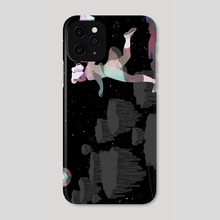 Grab Your Luck - Phone Case by Mira Norian