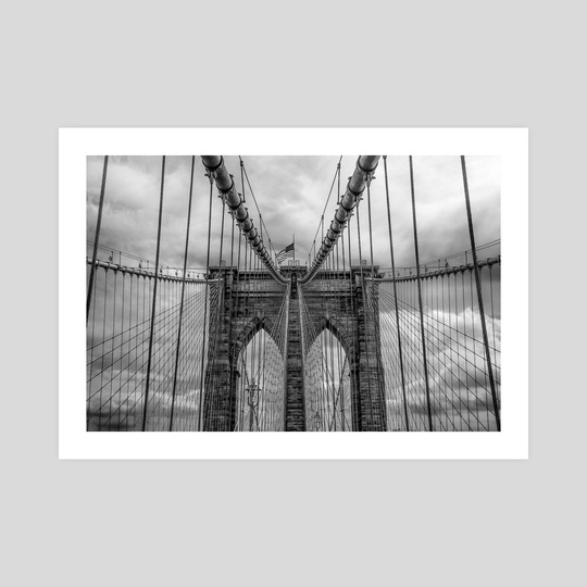 Brooklyn Bridge by Brian Fisher